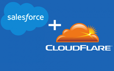 Usando Cloudflare com Salesforce